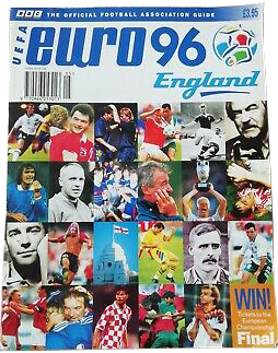 Official FA Guide to Euro 96