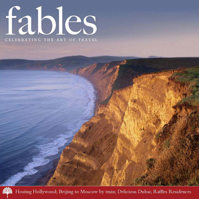 Fables magazine cover