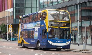 147 bus Manchester